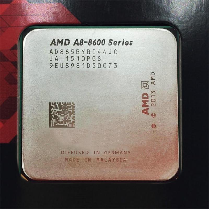 AMD A8 8650 A8-8650 3.2GHZ Quad-Core CPU Processor Desktop 65W Socket FM2+ Free Shipping BRAND NEW
