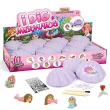 Подарок на день ребенка образовательная игрушка «русалка» креативный