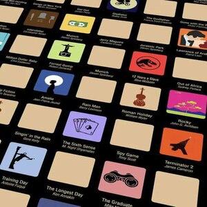 100 анимационные фильмы постер ведро с защитой от царапин настенный постер обязательно смотрите Топ 100 аниме постер для украшения дома|Рисование и каллиграфия|   | АлиЭкспресс