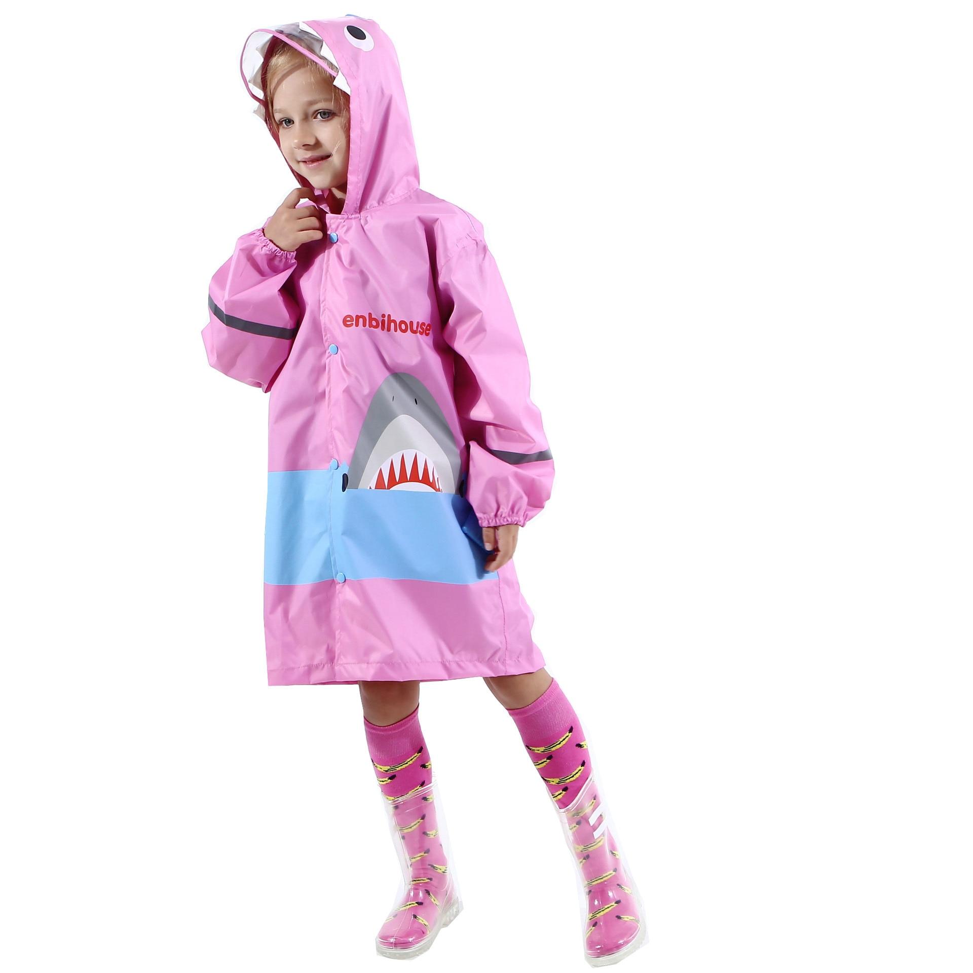 de chuva à prova dwaterproof água crianças
