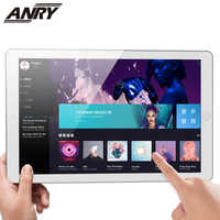 ANRY 4G téléphone appel Android tablette 10.1 pouces Wifi GPS Bluetooth tablette Pc 4GB RAM 64GB ROM 1200x800 écran tactile Full HD affichage