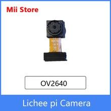 Lichee pi kamera OV2640 OV5647 M12 GC0328 OV7740 OV5640 kamera nadaje się do sipeed pi stm32 rozwój fpga pokładzie