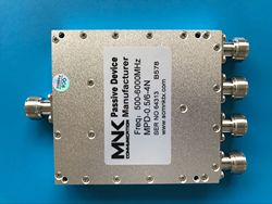 Professional-grade N-head 500-6000M RF 0.5-6G Microstrip One Point Four Power Points Power Distribution Combiner