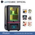 SLA 3D-принтер ANYCUBIC Photon, УФ-полимер, 2K, ЖК-дисплей, Автономная печать