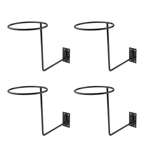 4x Motorcycle Helmet Stand For