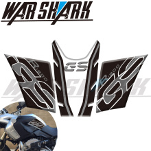 New Sticker Motorcycle Fuel Tank Cover Sticker Fuel Tank Side  Protection Sticker For BMW R1200GS R 1200 GS 2005 2012