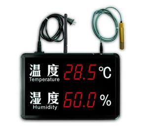 Toprie Puri расширение TP405 большой экран температуры и влажности Kanban 50 м визуальное расстояние беспроводной передачи
