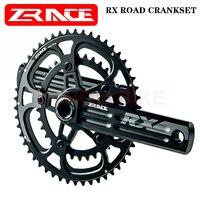 Zrace pedivela de bicicleta rx 2x10/11 velocidades  coroa dentada protetora 50/34t 53t/39t 170mm/ 172.5mm/175mm