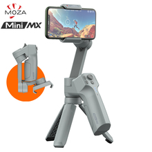 Moza Mini MX 3 Axis Gimbal Handheld For Smartphone Brushless iPhone 11 Pro Xs Max Xr X 8 Plus 7 Smartphone Galaxy Huawei