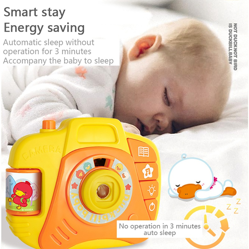 Cute Camera Toy Projection Simulation Digital Cameras  Children Educational Children's Day Chrismas Gift