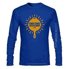 New Winner Winner Chicken Dinner PUBG T-Shirt Navy&Yellow Colour Shirt Cartoon t shirt men Unisex New Fashion tshirt