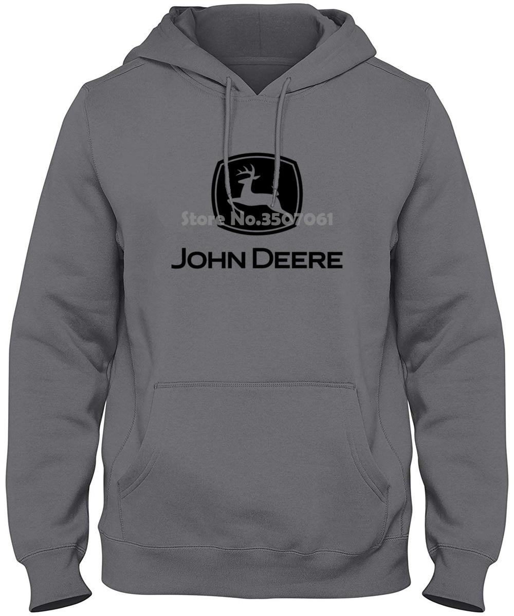 Cool Casual Sleeves Cotton Fashion John Deree Farm Equiment High Quality Logo White Thick Thin Clothes Coat Men Tshirt T Shirt