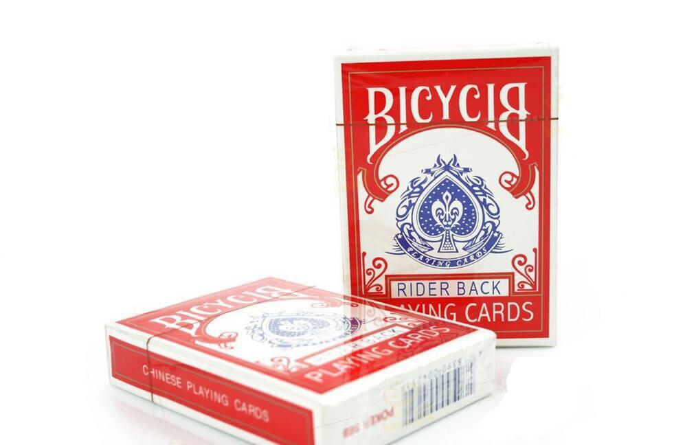 1PC Stripper Deck Taper Card Magic Tricks Svengali Taper Poker Playing Cards Close Up Street Magie Illusion Gimmick Props Magica