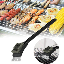 Size:21x7.3CM(Approximately) Bbq Sauce Brush Barbecue Weber Grill Accessories Cleaning Tool Supply Bbq Cleaning Brush Kitchen