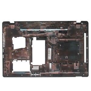 Image 5 - Nouvelle housse de protection pour Lenovo Z580 série dordinateur portable boîtier inférieur Z585 fond de Base/couvercle de repose pied