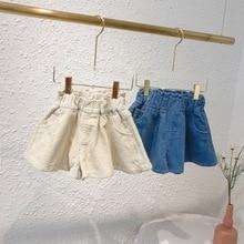 Shorts Children Pants Clothing Skirts Girls Corduroy Kids Winter Korean A-Line Vintage