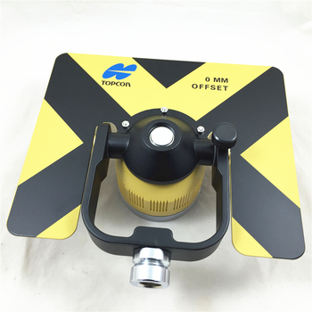 NEW TOPCON ALL METAL SINGLE PRISM FOR TOPCON TOTAL STATIONS SURVEYING