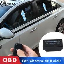 Универсальный оконный доводчик для автомобиля для OBD без ошибок модуль системы дистанционного управления люк подъемник авто стекло доводчик