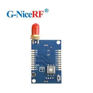 Image 5 - 2 teile/los NiceRF Alle in One SA828 U band 400 480MHz Walkie Talkie Modul