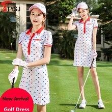Женское платье с принтом, S-XL, фитнес, для девушек, для тенниса, тонкая спортивная одежда, белое, любящее, влагоотводящее, для гольфа/тенниса, платье