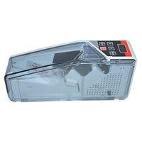2014 neue V40 Mini Tragbare Handliche Bill Cash Geld register Währung Zähler Zählen Maschine