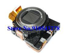 Бесплатная доставка! 95% Новый цифровой Камера Замена Ремонт Запчасти для объектива с оптическими зумом CASIO Exilim EX-H10 EX-H15 EX-H5 H10 H15 H10 H5 блока увел...