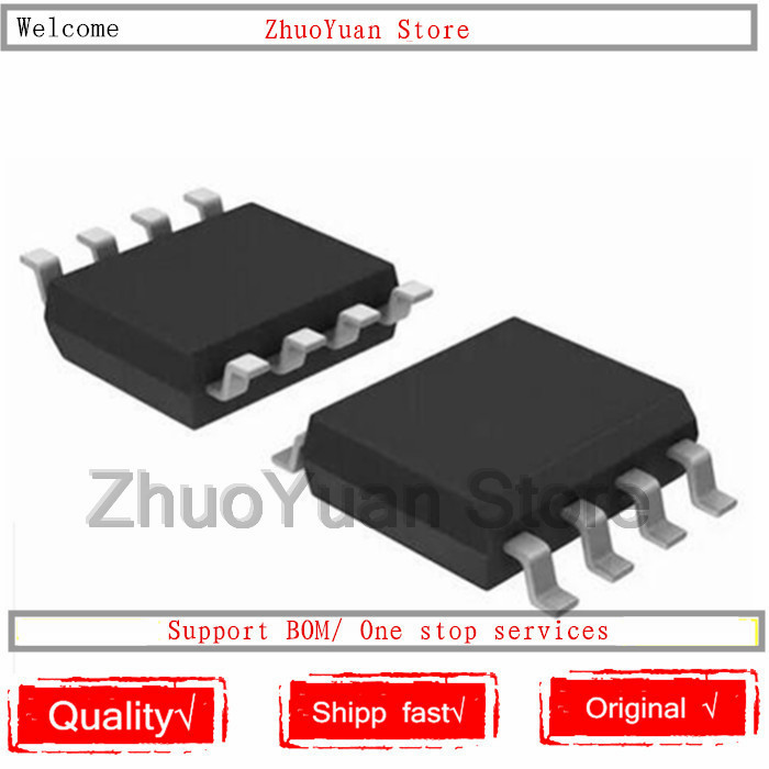 10PCS/lot New Original  LY68L6400SLIT SOP-8 LY68L6400S  IC Chip