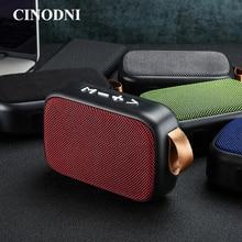 G2 Bluetooth Speaker Portable Wireless Mini Speaker 3D Stereo Outdoor Bluetooth Loudspeaker USB TF Card Loudspeaker