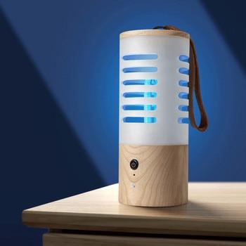 2.5w UV Sterilizer Light USB Quartz Tube Bulb Disinfection Bactericidal Lamp Ozone Sterilizer light uv health UVC Lights for Car
