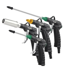 LAOA Aluminum Alloy Blow Washing Tool Air Tool Jet Tool Pneumatic High Pressure Dust Blowing Soot Gun And PU Trachea