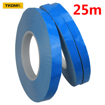 25m Multiple Widths Transfer Heat Double Sided Tape Thermal Conductive Adhesive Two Faced Tape CPU GPU LED Strip Light Heat sink 40mm width 25m length 0 2mm thickness double sided thermal conductive adhesive tape thermal tape transfer tape for pcb heatsink