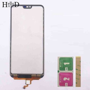 Touch Screen For Huawei Honor 10 Honor10 Touch Screen Touch Panel Sensor Digitizer Front Glass Outer Wipes mobile touch screen panel for huawei honor 7a pro aum l29 touch screen digitizer sensor outer glass panel wipes
