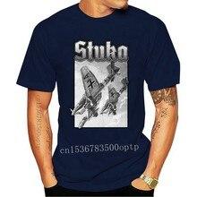 Männer T Shirt Stuka Mode Ww2 Wehrmacht Luftwaffe Legende Deutsches Reiches Ehre Luft T Hemd Neuheit T-shirt Frauen Einfache