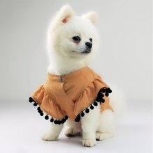 Летняя одежда для собак, костюм для щенков, одежда для кошек, чихуахуа, йоркширского пуделя, померанского шнауцера, мопса, рубашка, пижама, Прямая поставка