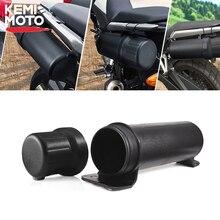 Kemimoto universal motocicleta ferramenta tubo acessórios caixa de armazenamento luvas à prova dwaterproof água para bmw para honda para yamaha para kawasaki