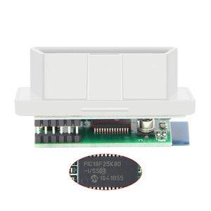Image 3 - (20 יח\חבילה) מיני ELM327 v1.5 PIC18F25K80 OBD2 סורק Bluetooth עבור אנדרואיד ELM 327 V1.5 OBD קוד קורא אבחון ToolCAN אוטובוס