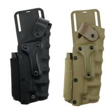 Funda para cinturón táctico de caza para GLOCK Colt 1911, M92, M9, SP2022, P226, P228, M9A1
