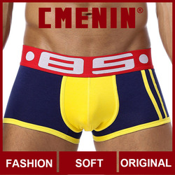 Underware BS Cotton LOGO Soft Sexy Men Underwear Boxer Shorts New Arrival Boxer For Men Mens Boxershorts Underware Boxers  Sexi