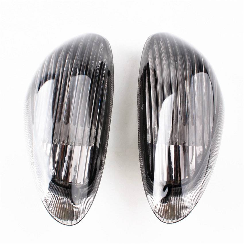 cheapest motorcycle Front Rear Clear Turn Indicator Signal Light Lamp For YAMAHA YZF R1 R6 FZ1 FZ6 XJ6 Fazer