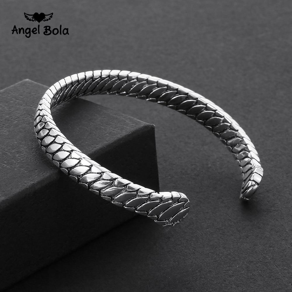 Nova chegada do vintage design manguito pulseira de alta qualidade antigo banhado a prata buda pulseira banquete acessório feminino presente