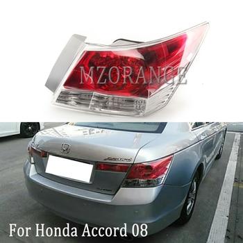 MZORANGE Tail Light for HONDA ACCORD CP1 CP2 CP3 2008 2009 2010 2011 2012 2013 2014