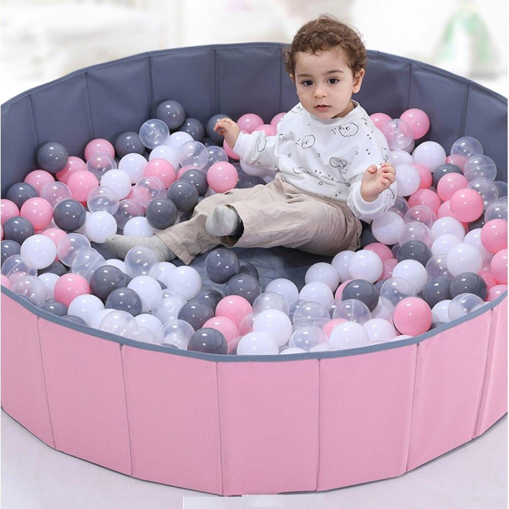 400 pcs lote bolas de plastico eco friendly colorido agua piscina onda nadar pit brinquedos bebe