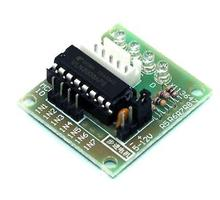 5-wire 4-phase ULN2003 stepper motor test board driver board electronic components compatible board accessories tantalum