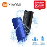 Versione globale Xiaomi altoparlante Bluetooth portatile 16W Bluetooth 5.0 IPX7 impermeabile suono Stereo senza fili di alta qualità