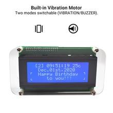 Clock Clock-Module-Kit 4-Digit Multifunctional LCD Music Display Diy-Kit Font Spectrum