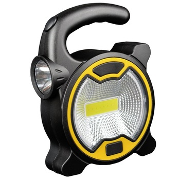 1PCs Portable COB Work Lamp LED Lantern Waterproof Emergency Spotlight Rechargeable Floodlight for Outdoor Hiking Camping Light 5