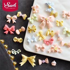 Multiple MINI Bow Bowknots Shape Cake Mold Chocolate Mold for the Kitchen Baking Cake Tool DIY Sugarcraft Decoration Tool