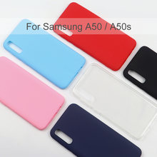 Силиконовый чехол для samsung galaxy a50 a50s мобильный телефон