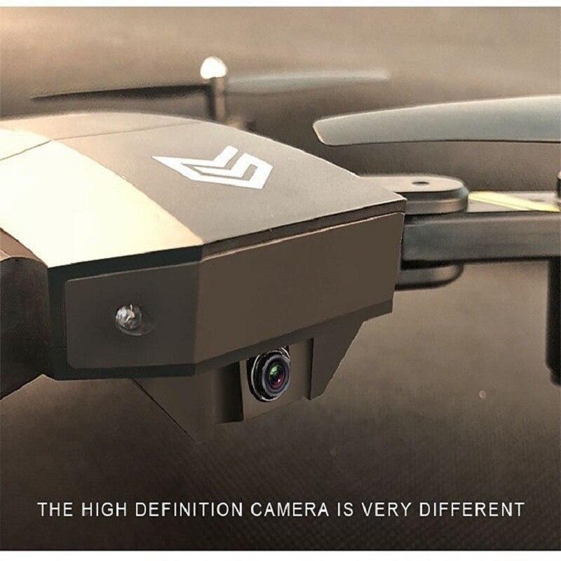 S25 Профессиональный широкоугольный Дрон для камеры 720p HD WiFi FPV щетка Пропеллер для мотора длинная батарея воздушный Дрон на ру Квадрокоптер - 4