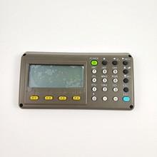 חדש המקורי TOPCON GTS 102N 102R 332N GTS GPT 3000 מקלדת עם LCD תצוגה מכשירי מדידה כלי חלק